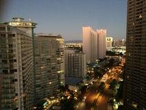 Honolulu da baixa Imagem de Stock Royalty Free