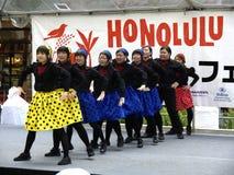 Honolulu Festival 1 Stock Photo