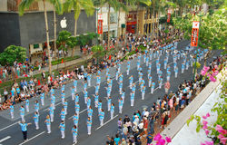 Honolulu Festival Stock Photography