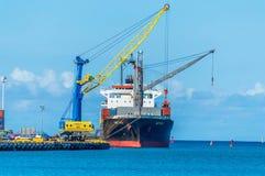 Honolulu Harbor Stock Images