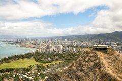 Honolulu Hawaï Image stock