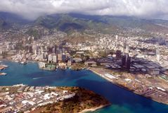 Honolulu Hawai Immagini Stock Libere da Diritti