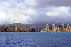 Honolulu Hawaii Stock Photo