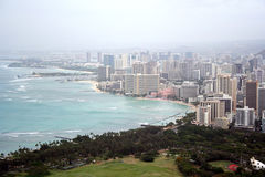 Honolulu, Hawaii Royalty Free Stock Photography