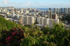 Honolulu Hawaii Imagen de archivo libre de regalías