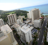 Honolulu, Hawaii Royalty Free Stock Images