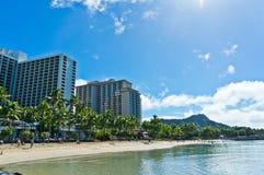 Honolulu Hawaii, Förenta staterna Arkivfoton