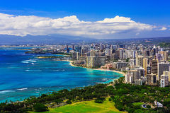 Honolulu, Hawaii Stock Photos
