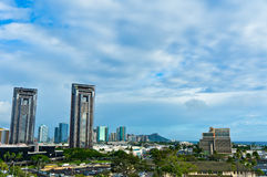 Honolulu, Hawaii, United States Royalty Free Stock Photo
