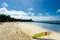 Honolulu, Hawaii, Vereinigte Staaten Stockfotos