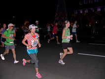 Honolulu Marathon 2 Stock Image