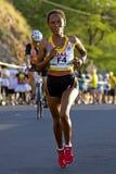 Honolulu maraton 2013 Arkivbild