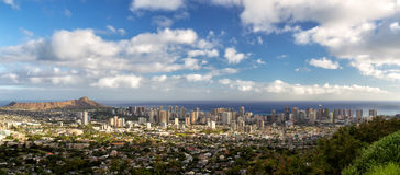 Honolulu, Oahu, Hawai Fotografie Stock