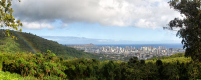 Honolulu, Oahu, Hawai Fotografia Stock
