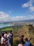 Honolulu od diament g?owy obrazy royalty free