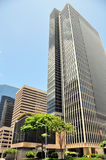 Honolulu Skyline Royalty Free Stock Image