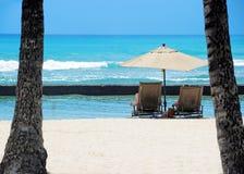 Honolulu-Strand lizenzfreie stockbilder