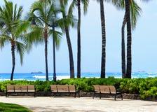 Honolulu. Sunny day to Honolulu, Hawaii Royalty Free Stock Photo