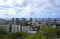 Honolulu Royalty Free Stock Images