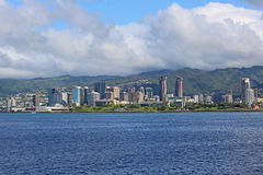 Honolulu Royalty Free Stock Photography