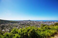 Honolulu arkivfoton