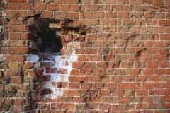 Honom vägg 48 Royaltyfri Bild
