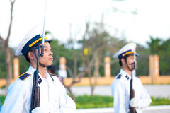 Honor guard Stock Photos
