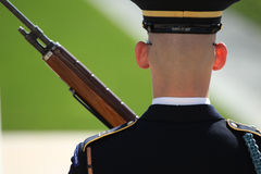 Honor Guard Royalty Free Stock Photos