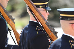 Honor Guard Royalty Free Stock Image