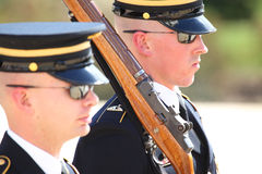 Honor Guard Royalty Free Stock Photo