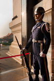 Honor Guard CKS Memorial Stock Photography