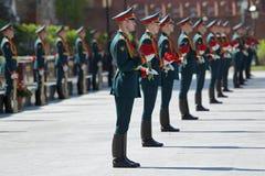 Honor guard Royalty Free Stock Photos