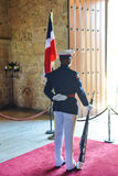 Honor Guard, National Pantheon, Dominican Republic Stock Photos