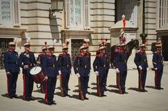 Honor guard Stock Image