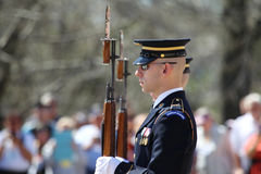 Honor Guards Royalty Free Stock Images