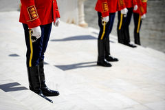 Honor guards Stock Photography
