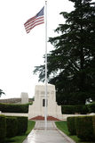 Honor Memorial National Cemetery San Francisco Royalty Free Stock Photography