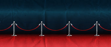 Honorable path for award ceremonies Stock Photography
