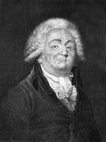 Honore Gabriel Riqueti, comte de Mirabeau Royalty Free Stock Photos