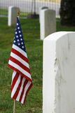 Honored Man fallen for Freedom royalty free stock photos