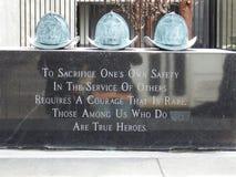 Honoring fallen heros Stock Image