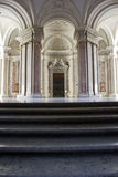 The honour Grand Staircase, Caserta Stock Image