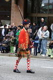 Honour Guard, St. Patrick's Day Parade Stock Photos