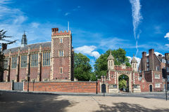 Honourable Society Of Lincolns Inn Royalty Free Stock Images