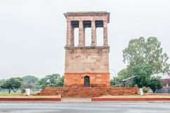 Honoured Dead Memorial in Kimberley Stock Photos