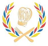 Honra da cozinha ilustração royalty free