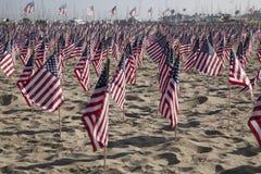 Honrando 9-11 Imagem de Stock