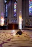 Honre la catedral Imagen de archivo libre de regalías