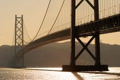 Honshu-Shikoku Bridge Stock Photos