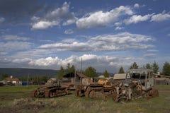 Honua village Stock Photography